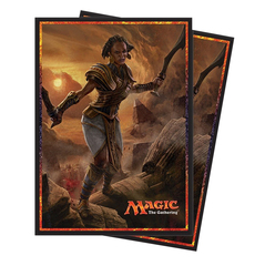Ultra Pro - Deck Protectors MTG Hour Of Devastation V3 80Ct (UP86570)