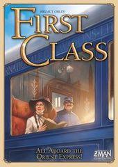 First Class: Orient Express