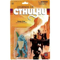 Legends of Cthulhu Deep One Action figure