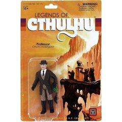 Legends of Cthulhu Professor Action Figure