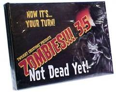 Zombies!!! 3.5 Not Dead Yet!