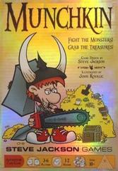 Munchkin CARD GAME MASS MARKET EDITION