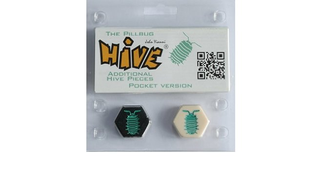 Hive: Pillbug Pocket Expansion