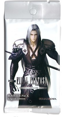 Final Fantasy Tcg Opus 3 Booster Pack