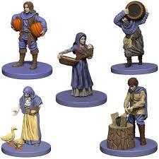 Agricola: Purple player pieces