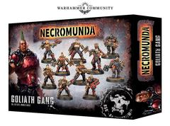 Necromunda: House Goliath Gang