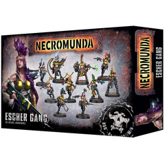 Necromunda: House Escher Gang