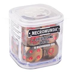 Necromunda: Goliath Gang Dice Set