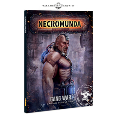 Necromunda: Gang War Gaming Supplement
