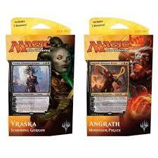 Rivals of Ixalan Planeswalker Deck Set of 2