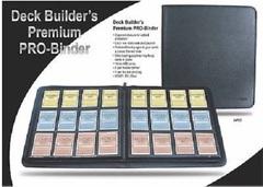 Deck Builder's Premium PRO Binder
