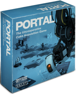 Portal: Uncooperative Cake Acquisition Game