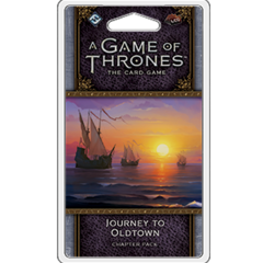 A Game of Thrones LCG: 2nd Edition - Journey to Oldtown Chapter Pack