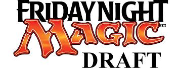 Magic Tournament Drafts $15