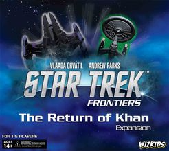 Star Trek: Frontiers - The Return Of Khan Expansion Set