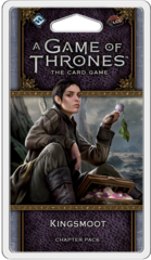 A Game of Thrones LCG: 2nd Edition - Kingsmoot Chapter Pack