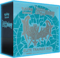 Pokemon Sun and Moon Ultra Prism Elite Trainer Box Dusk Mane