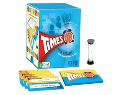 Time's Up! Title Recall! (Vertical Box)