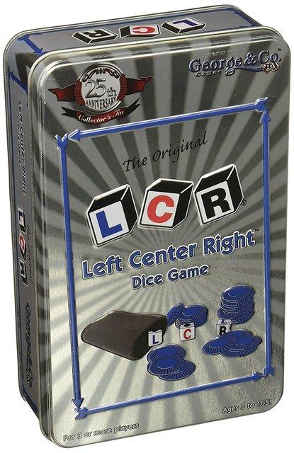 L-C-R 25th Anniversary Edition