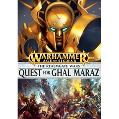 Warhammer Age of Sigmar Realmgate Wars Quest for Ghal Maraz
