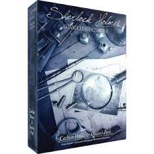 Sherlock Holmes: Consulting Detective - Carlton House and Queens Park (stand alone)