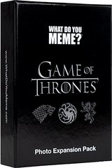 What Do You Meme? Game of Thrones Phot Exp Pack
