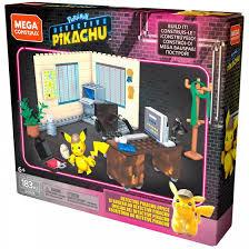 Megablox: Detective Pikachu Office