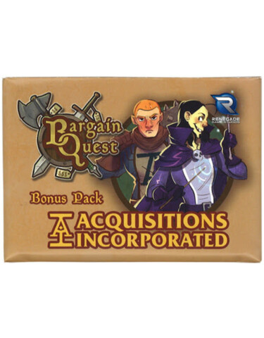 Bargain Quest Bonus Pack: Acquisitions Incorporated