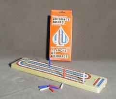 Cribbage: Travel Plastic folding