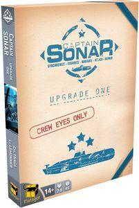 Captain Sonar: Upgrades 1 Expansion