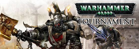 Warhammer 40k Tournament