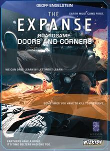 The Expanse Boardgame: Doors and Corners