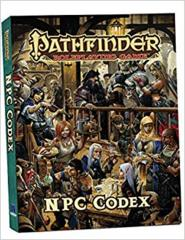 Pathfinder Roleplaying Game: NPC Codex Guide - Pocket Edition