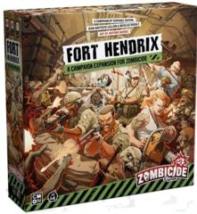 Zombicide 2nd Edition - Fort Hendrix A Campaign Expansion