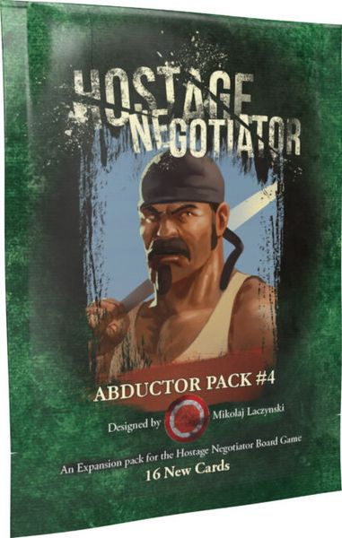 Hostage Negotiator: Abductor Pack #4