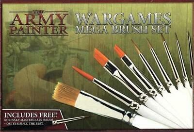 Wargames Mega Brush Set