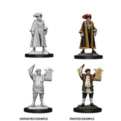 WizKids Deep Cuts - WAVE10 - Mayor & Town Crier