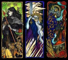 Celtic Tarot Deck