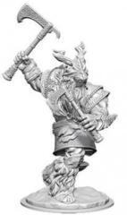 D&D Unpainted Minis - Frost Giant Male