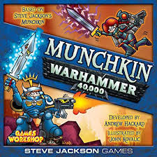 Munchkin: Warhamer 40,000