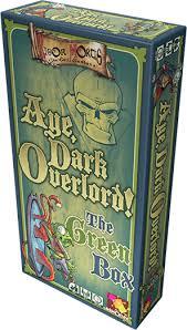 Aye, Dark Overlord! - The Green Box