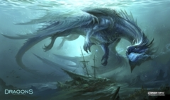 Dragon from the Depths