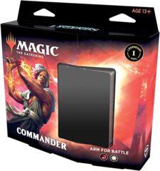 Commander Legends Arm for Battle