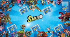 Smash Up Playmat