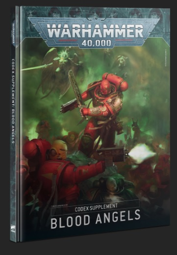 Blood Angels Codex Supplement