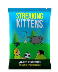 Streaking Kittens Expansion Pack
