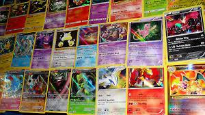 Bulk Pokemon Singles 50 cent Com/Unc Holo