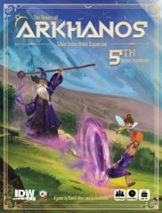 Towers Of Arkhanos - Silver Lotus Order Expansion