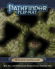 Pathfinder Flip-Mat - Wicked Dungeon
