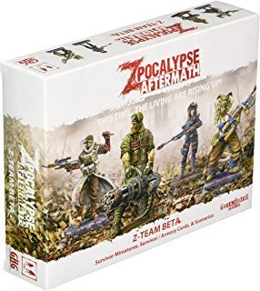 Zpocalypse: Aftermath  Z-Team Beta Pack